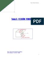 Tema5-Flexion-Tensiones