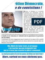 Tract A5 Thierry Sam HD