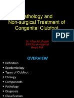 CTEV - Congenital Club Foot