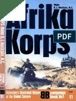 (Campaign Book No.1) Afrika Korps