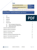 AA RD 20211 - Equipment Performance Metrics