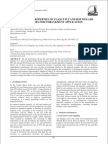 MECHANICAL PROPERTIES OF CLASS F FLY AND BOTTOM ASH MIXTURES FOR EMBANKMENT APPLICATION