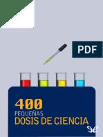 AA. VV. - 400 Pequenas Dosis de Ciencia [7646] (r1.1 Lhache)