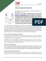Pressemeldung SECUDE SAP SW Halocore 2014-03-10