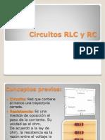 Circuitos RLC y RC Terminado