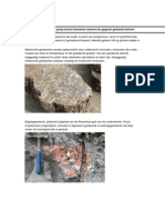 Geologie en Geomorfologie Arne Bomans 6VT