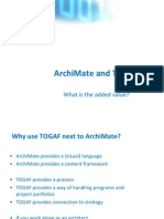 ArchiMate and TOGAF v3.pdf