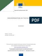 Discrimination in the EU (2012)