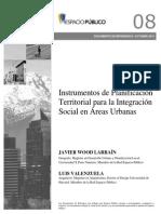 Instrumentos de Planificacion Territorial