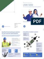 Druck - UNIK 5000 Brochure