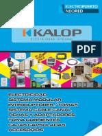 Catalogo Kalop - Electropuerto