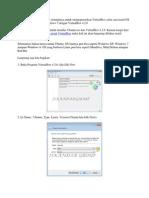 Artikel Ini Merupakan Tahap Selanjutnya Untuk Mengoperasikan VirtualBox Yaitu Cara Instal OS Linux Ubuntu Didalam Windows 7 Dengan VirtualBox 4