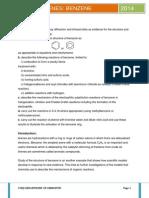 Chapter 5.3 Arenes Benzene
