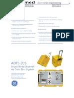 Druck - ADTS 205