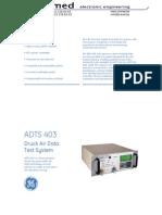 Druck - Adts 403