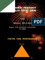 9 Transmisi Penyakit Fecal Oral 2