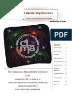 2011 Member Directory