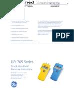 Druck - Dpi 705 Series