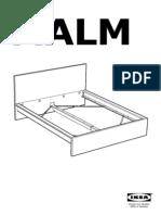 Malm Bed Frame High AA 740446 2 Pub
