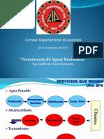 Tratamiento de Aguas Residuales - CIP-CDA Arequipa 231111