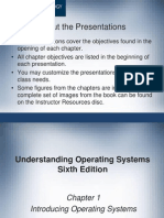 Understanding Operating SystemsSixth Edition
