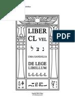 Aleister Crowley Liber Cl de Lege Libellum Versao 1 131018114252 Phpapp02