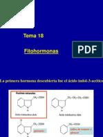 Fi to Hormonas