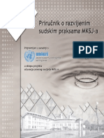 Icty Manual on Developed Practices Bcs