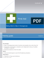 First Aid SSCE