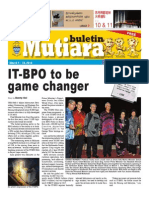 Buletin Mutiara - English, Tamil & Chinese - Mac #1 issue