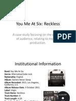 Audience Concept Case Study