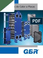 Catálogo de Trocadores de Calor a Placas Gaxetado - GBR