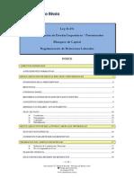 Ley 26476 Resumen