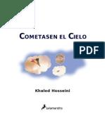 0479 - Cometas en El Cielo - Khaled Hosseini