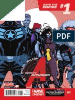 Secret Avengers Exclusive Preview