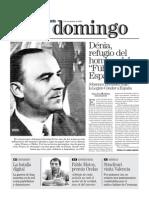 """Dénia, refugio del hombre del """"Führer"""" en España (Bernhardt)"""
