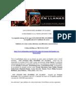 NdP_ Lanzamiento _Los Juegos Del Hambre_ en Llamas