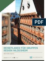 Reiseplaner für Gruppen Region Hildesheim 2014/15