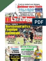 LE BUTEUR PDF du 17/10/2009