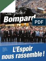 Programme de Jacques Bompard pour la mandature 2014-2020
