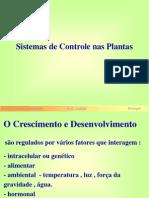 Sistemas de Controle Plantas