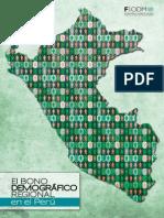 El Bono Demográfico Regional en el Perú