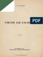 Cultul lui Zamolxe