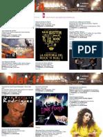 Agenda Cultural MAR Del 12 Al 18 LPA