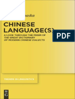 Chinese Languages