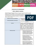 """Convocatoria """"Transformaciones y prácticas culturales en áreas y territorios prioritarios""""."""
