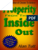 Prosperity From the Inside Out