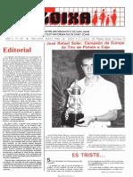 LLOIXA. Número 53, mayo/maig 1986. Butlletí informatiu de Sant Joan. Boletín informativo de Sant Joan. Autor