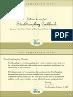Sampling Cookbook