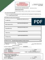 sol·licitut certificació negativa